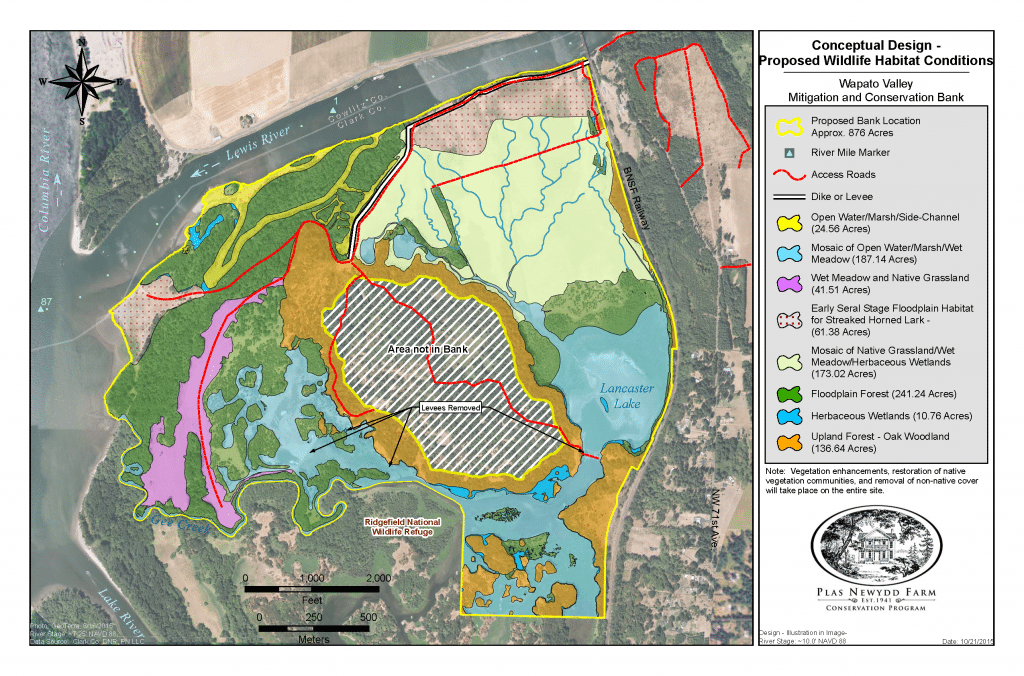 Proposed Wildlife Habitat